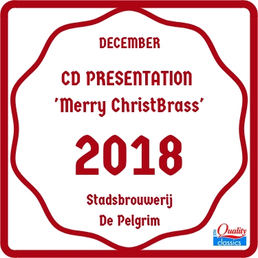 CD Presentation 'Merry ChristBrass'
