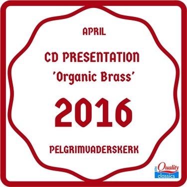 "CD Presentation ""Organic Brass"""