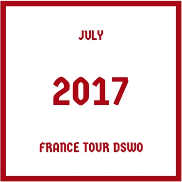 France Tour with DSWO
