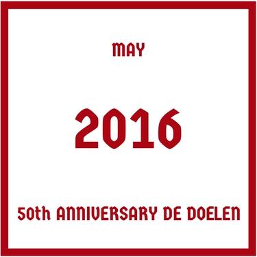 50th Anniversary De Doelen